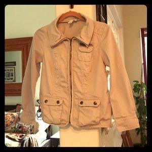 Sweet utility jacket
